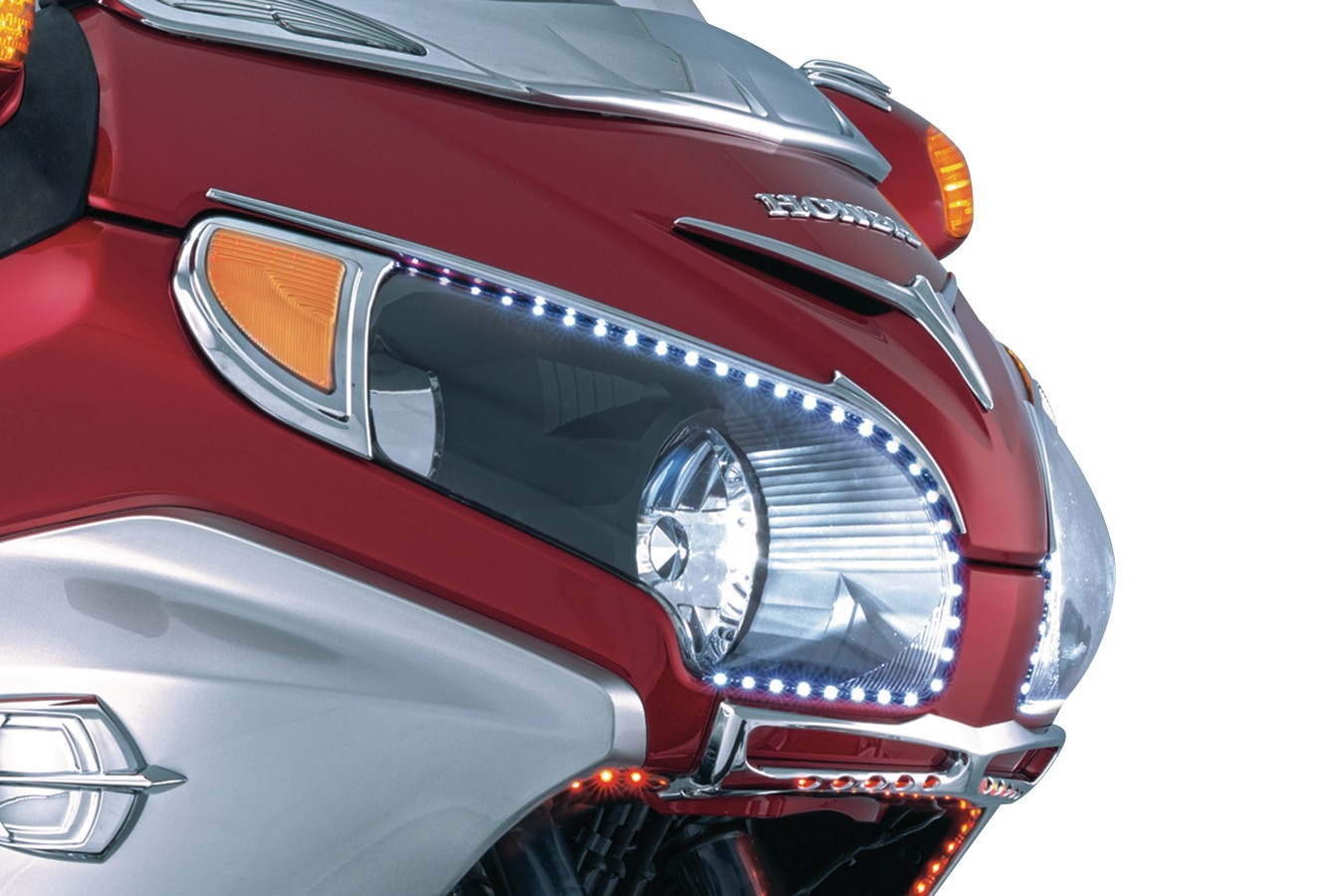 Kuryakyn Goldwing GL1800 Headlamp Outer Trim