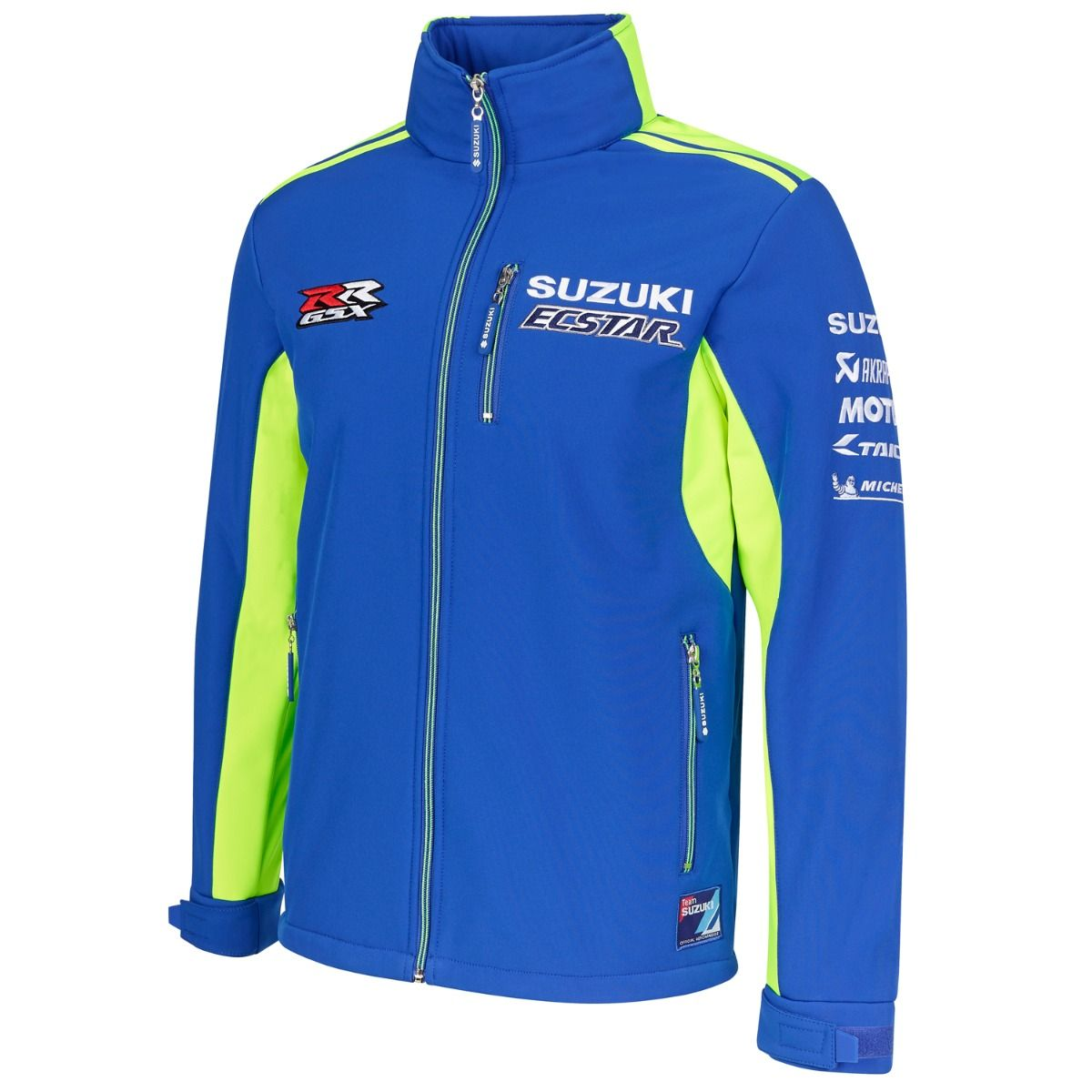 Suzuki Moto GP Ecstar Team Softshell