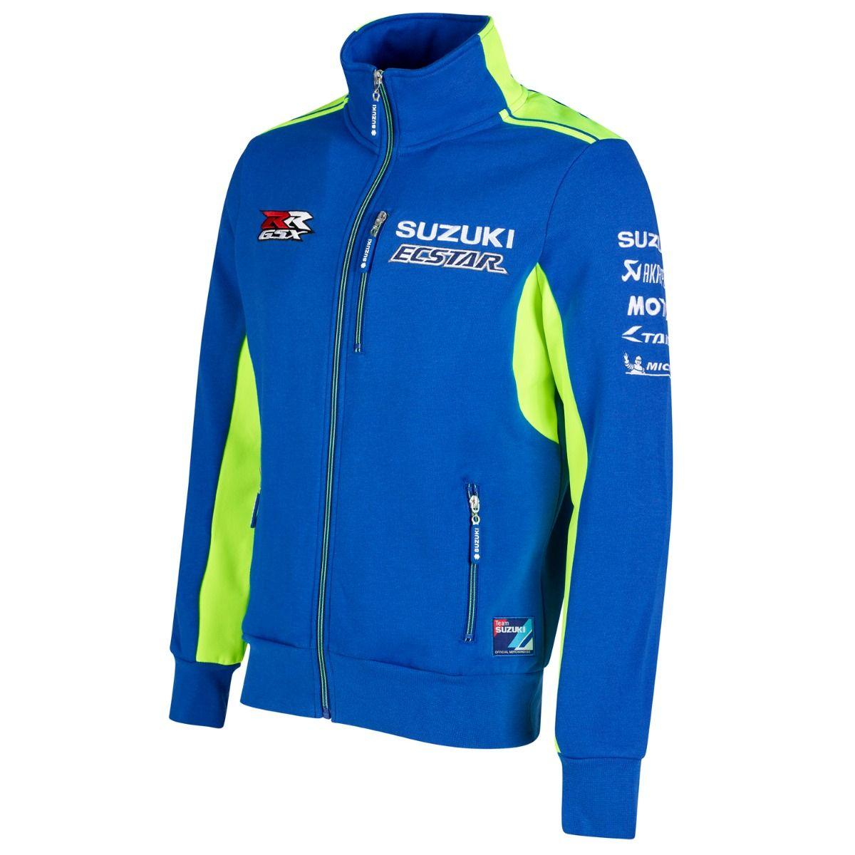 Suzuki Moto GP Ecstar Team Track Top