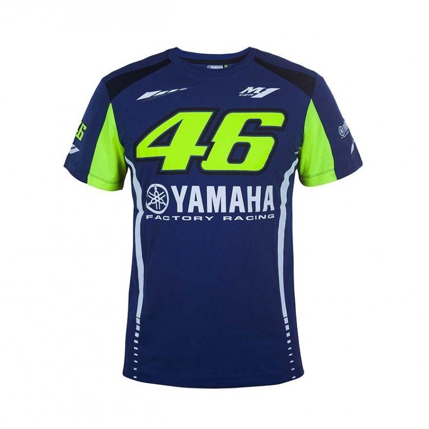 Yamaha Valentino Rossi 46 Mens T Shirt B17vr462e0 Ebay