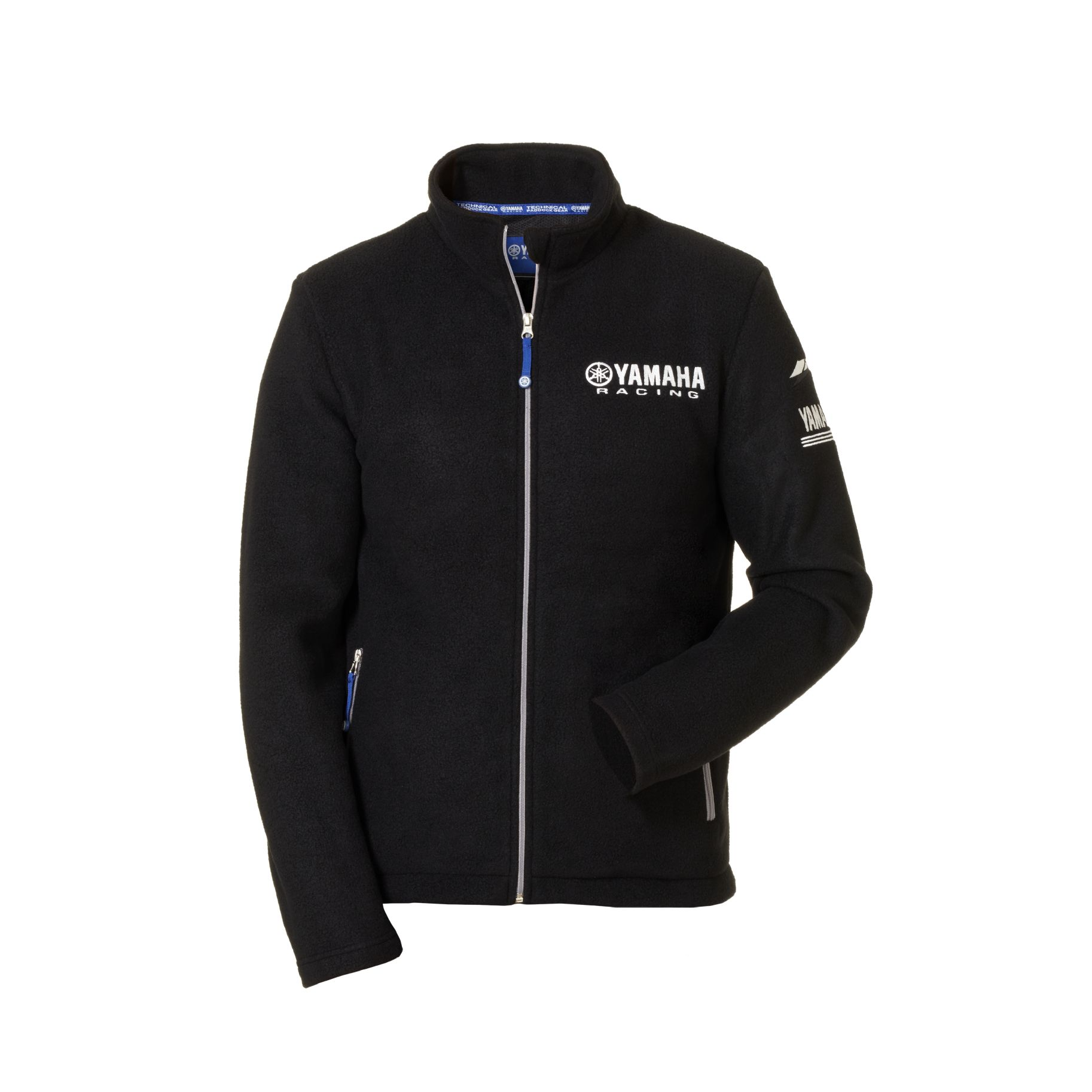 Yamaha Paddock Black Fleece