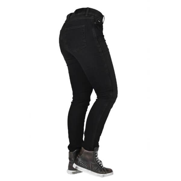 Bull-it Ladies SP75 Black Slim Trousers (Short)