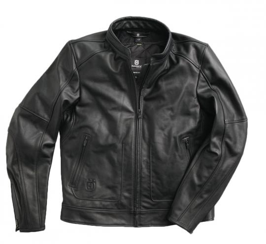 Genuine Husqvarna Progress Leather Jacket