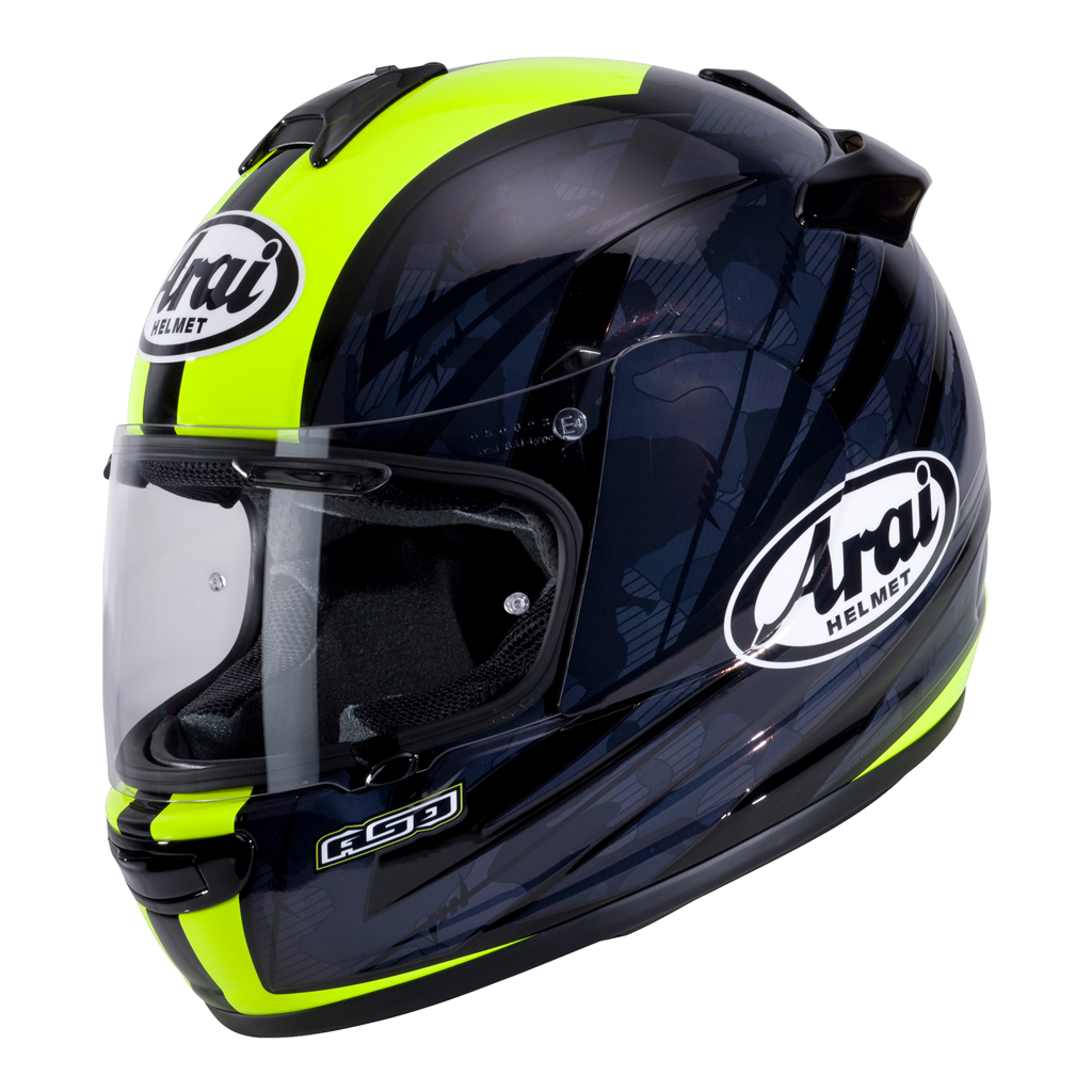 Arai Debut Full Face Motorcycle Helmet - Blast