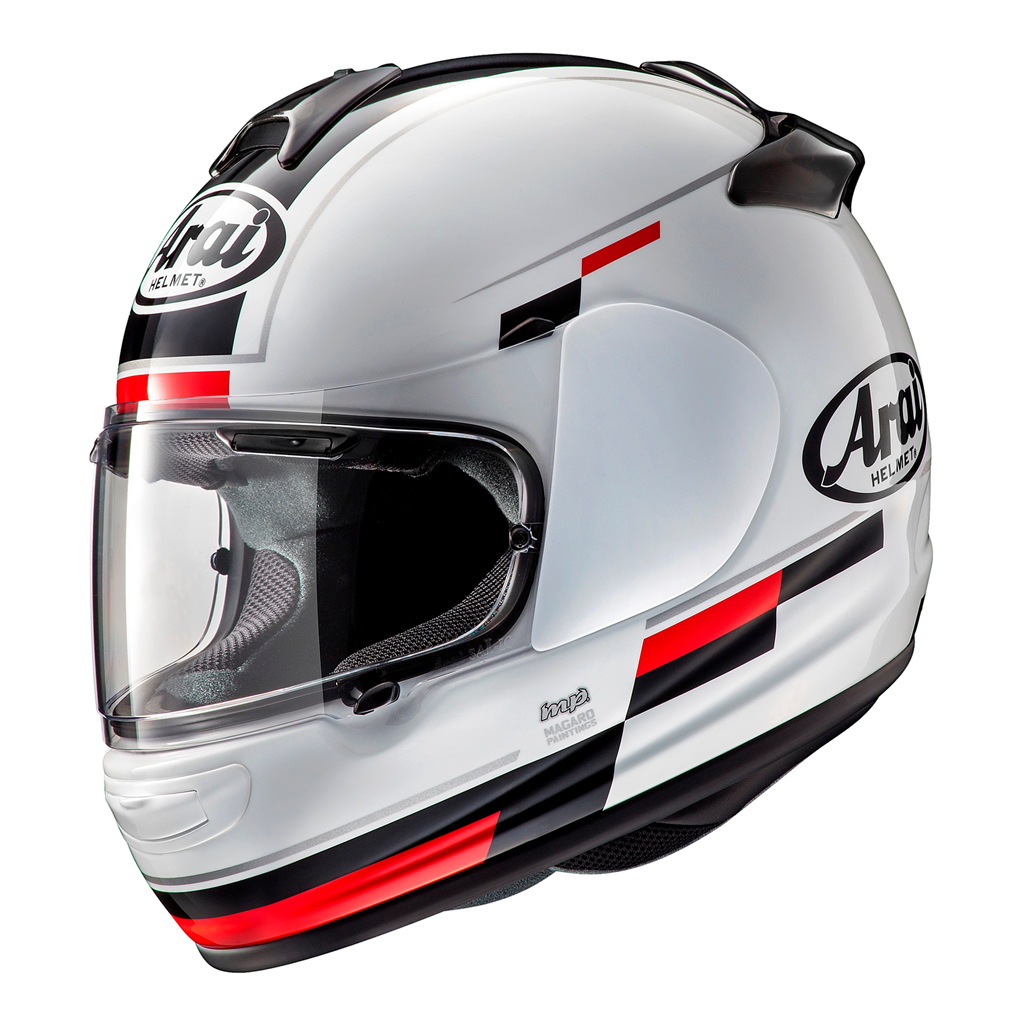 Arai Debut Full Face Motorcycle Helmet - Blaze