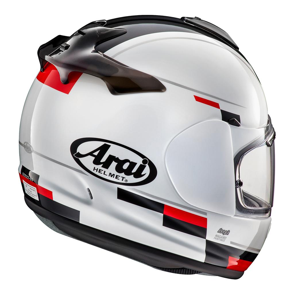 Arai Debut Full Face Motorcycle Helmet - Blaze