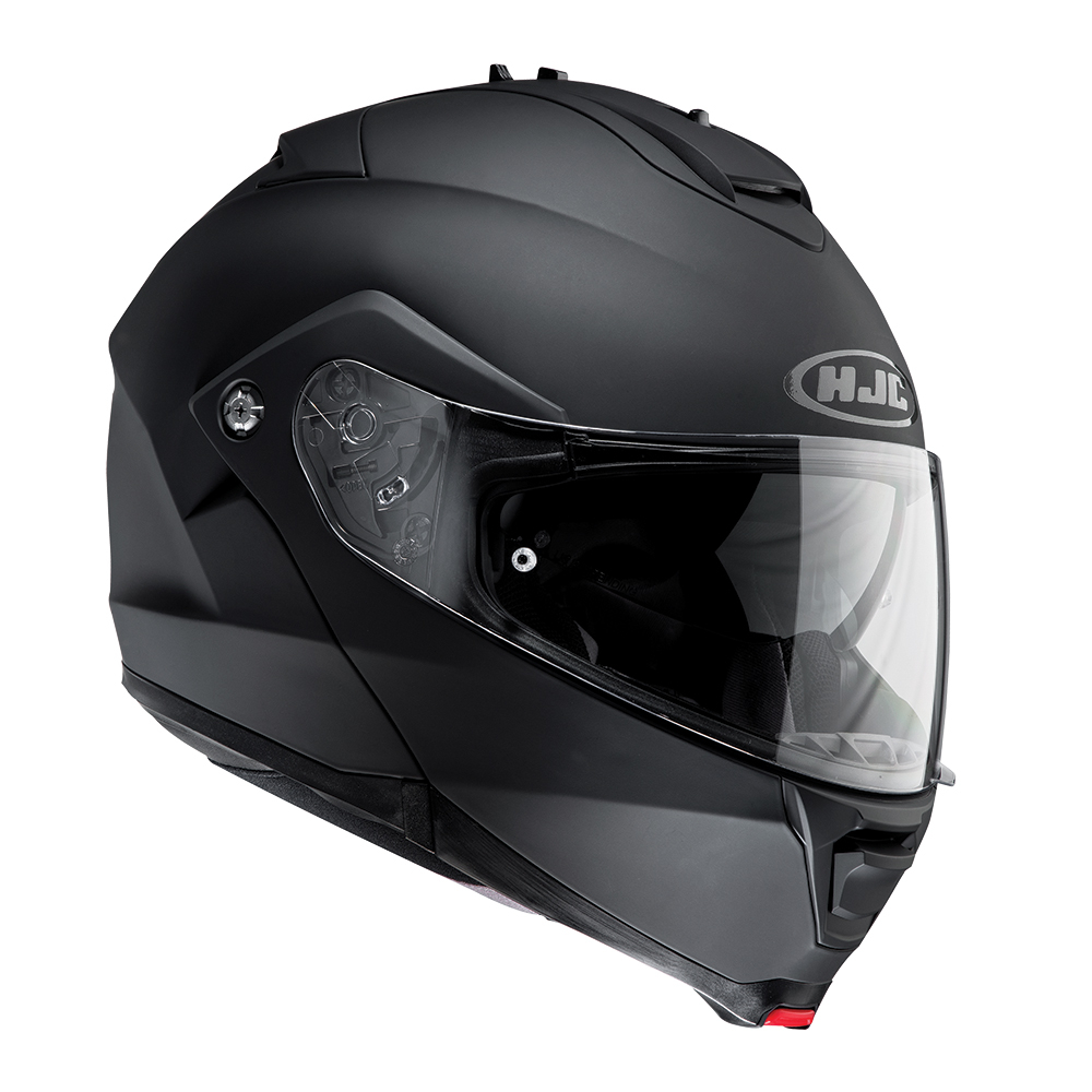 HJC IS-Max 2 Flip Front Helmet - Matt Black