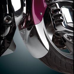 Big Bike Parts Tapered Front Fender Extension