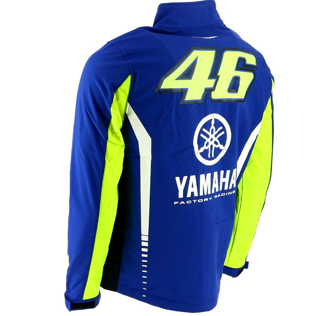 Yamaha Valentino Rossi VR46 Softshell Jacket