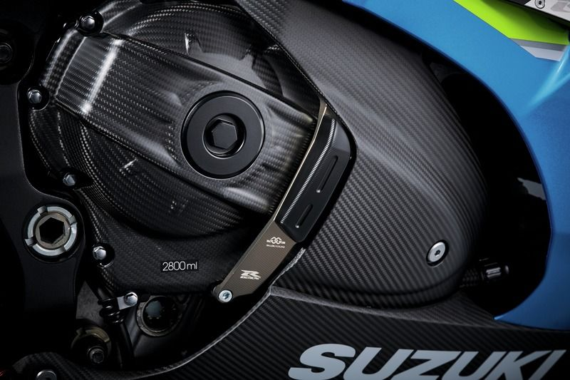 Suzuki Clutch Cover Protector GSX-R1000