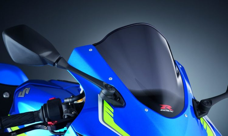 Suzuki Double Bubble Windshield GSX-R1000