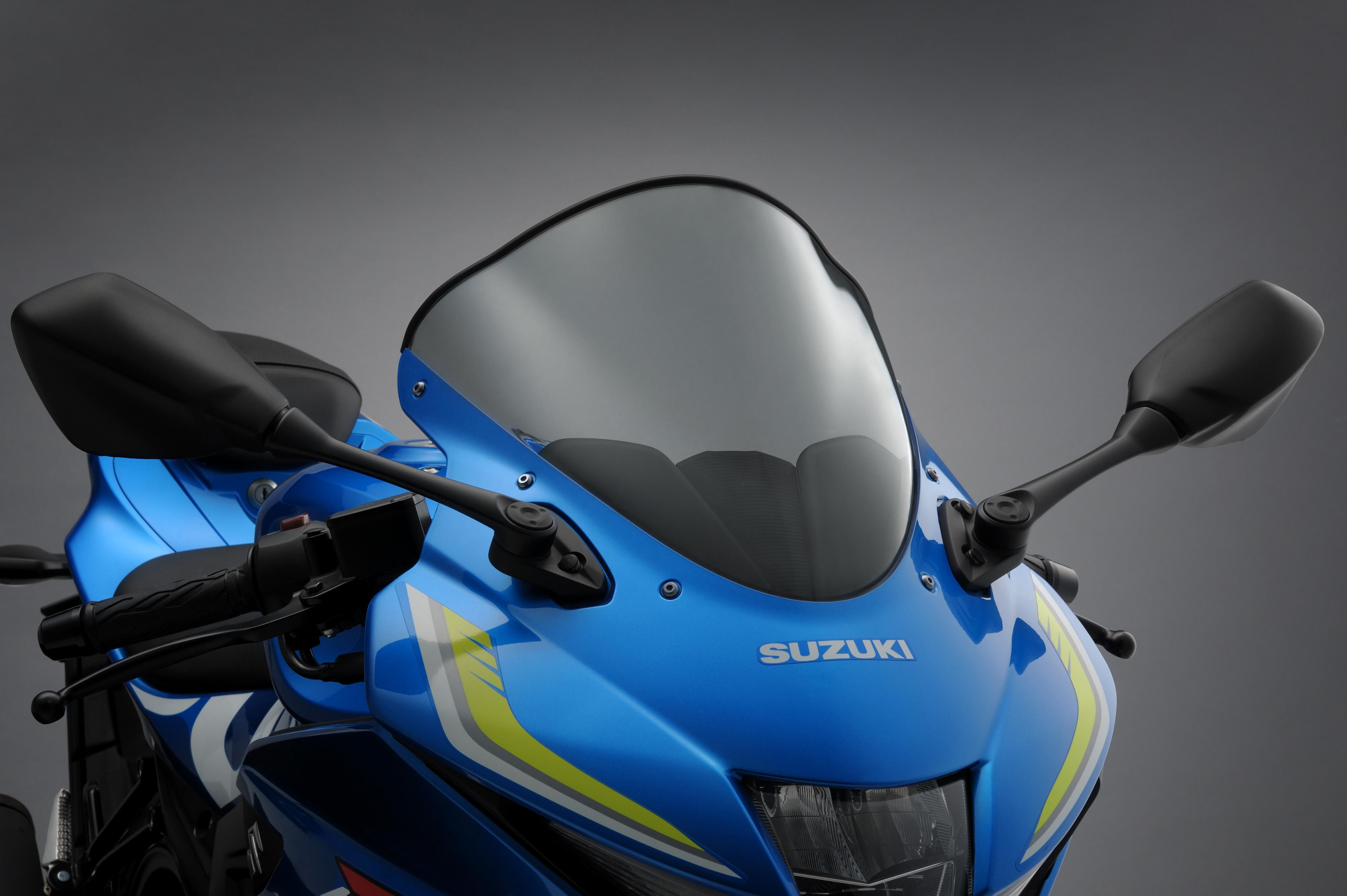 Suzuki Double Bubble Windshield GSX-R125
