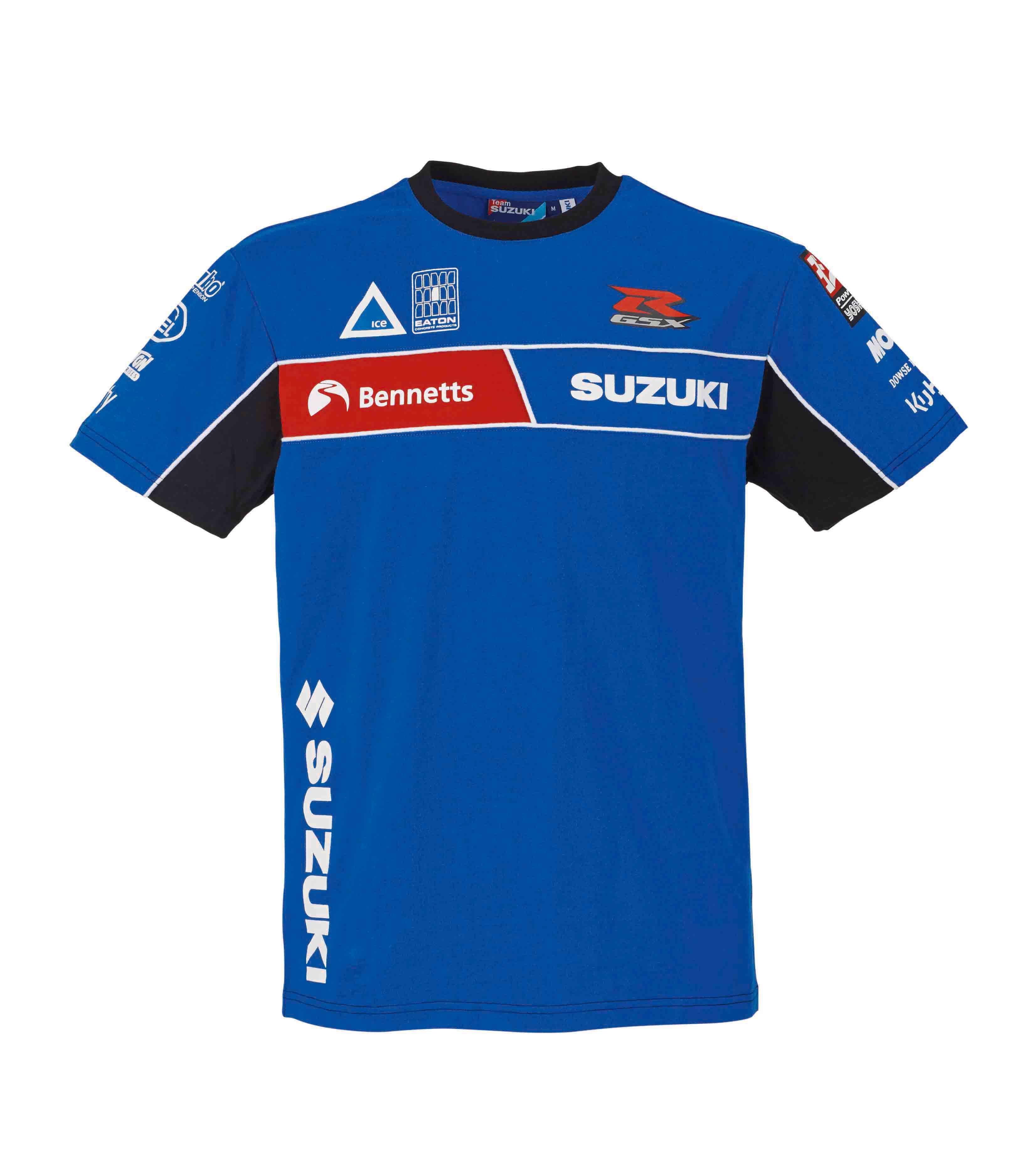 BSB Suzuki Team T-Shirt