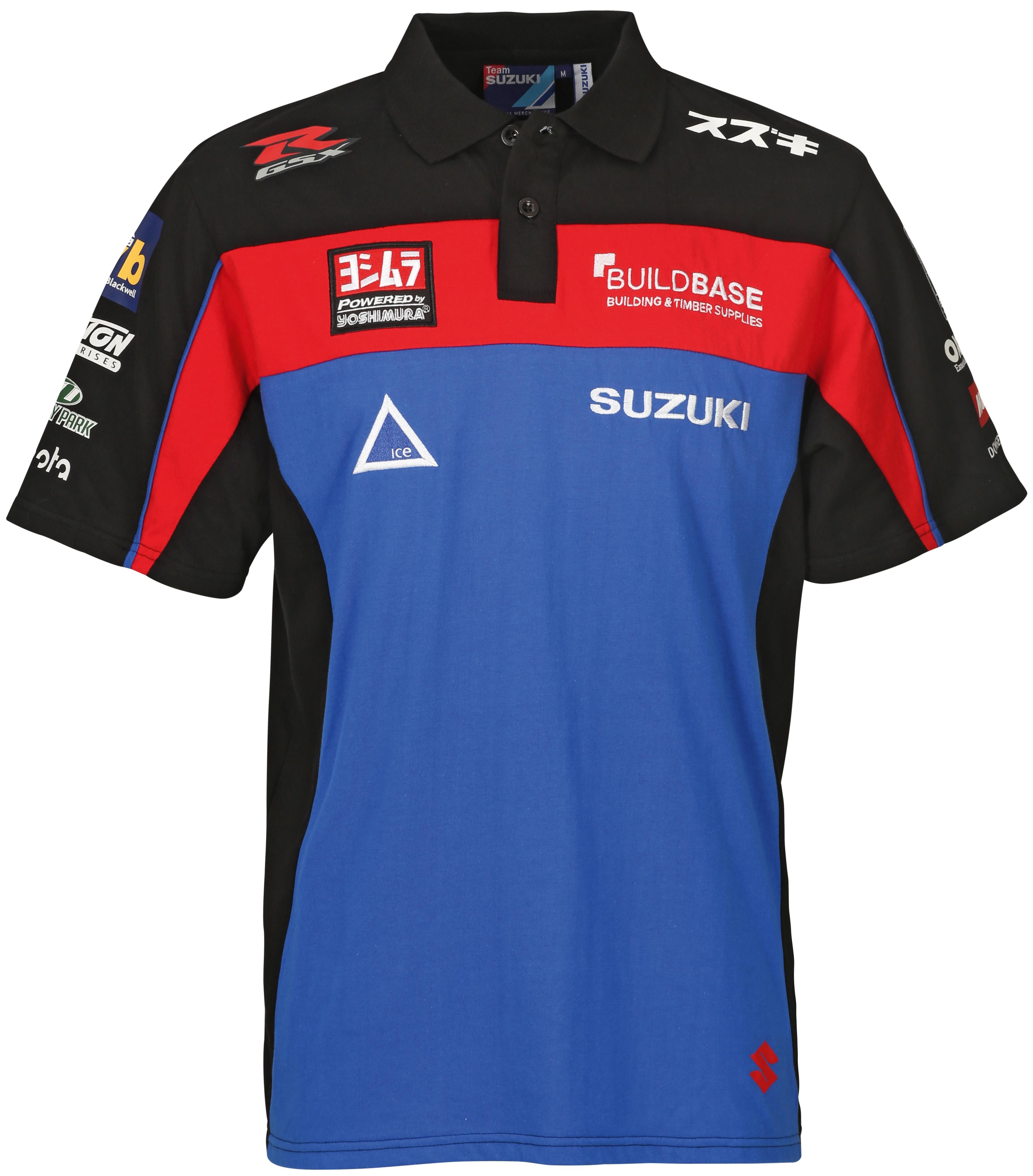 BSB Suzuki Team Polo Shirt
