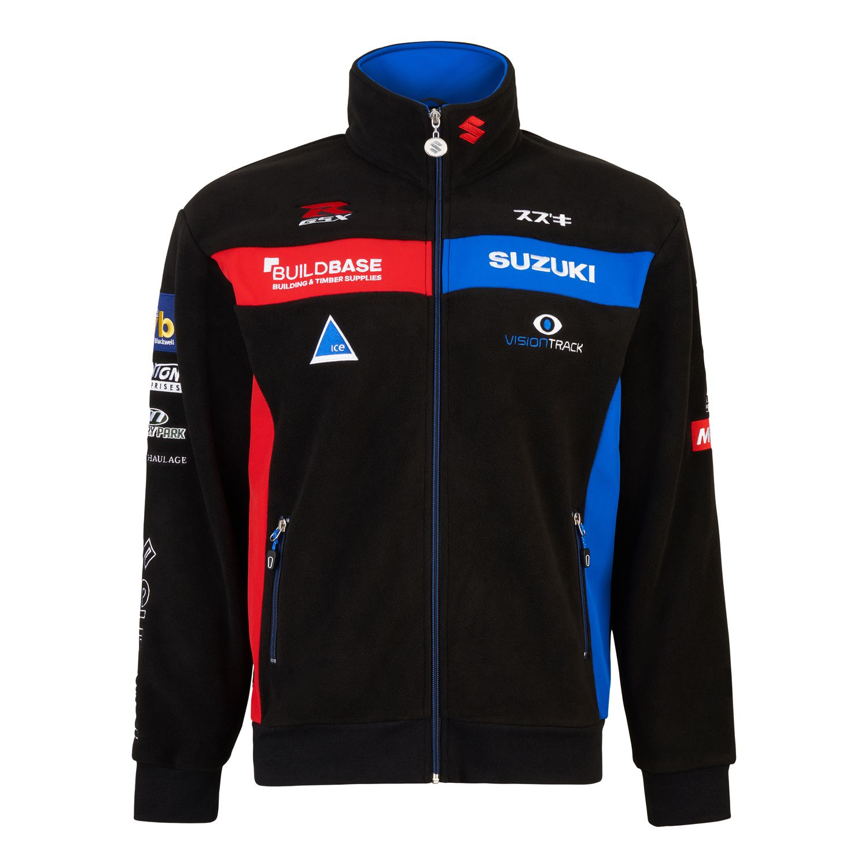 Suzuki 2020 BSB Team Fleece Jacket