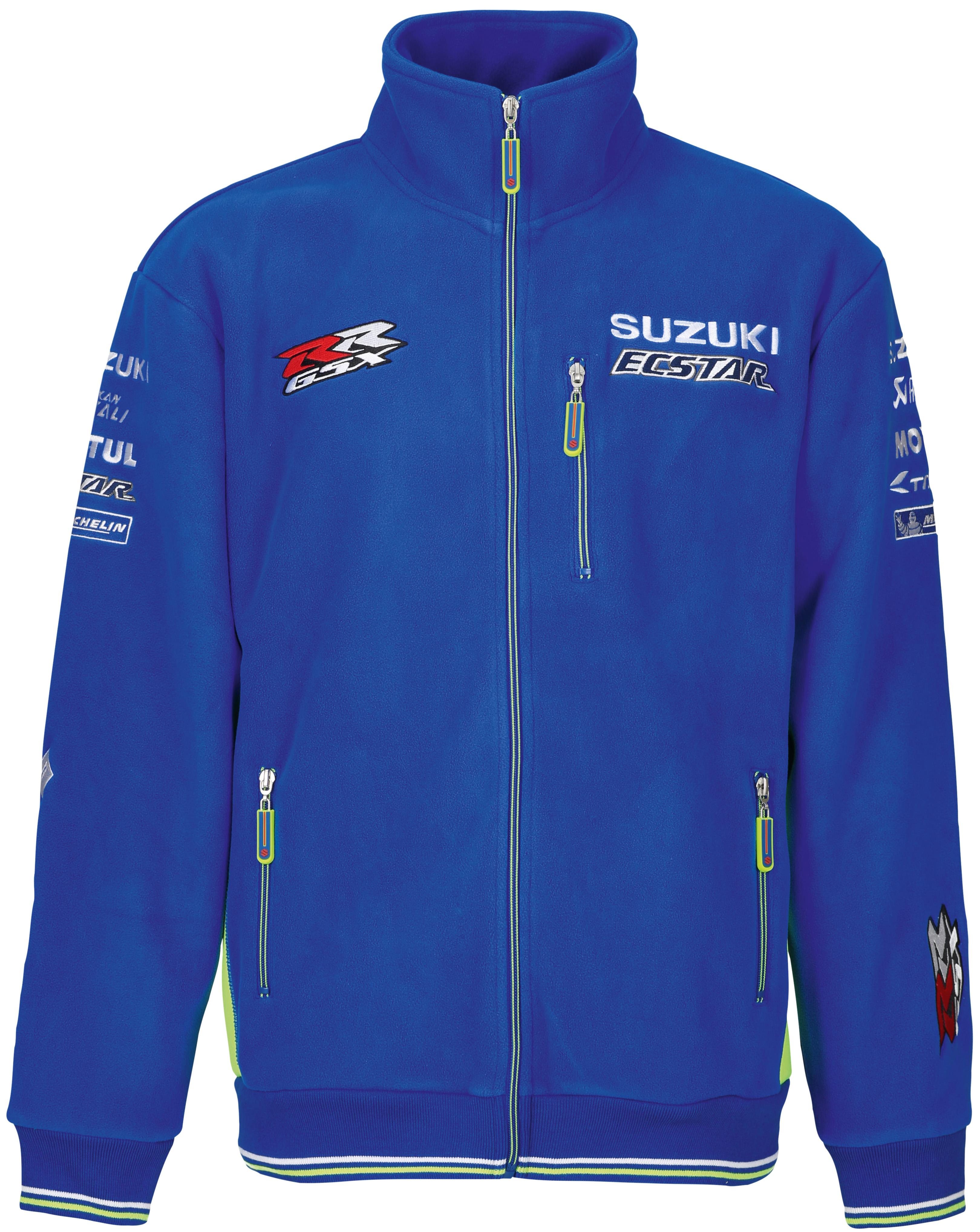 Moto GP Suzuki Team Fleece