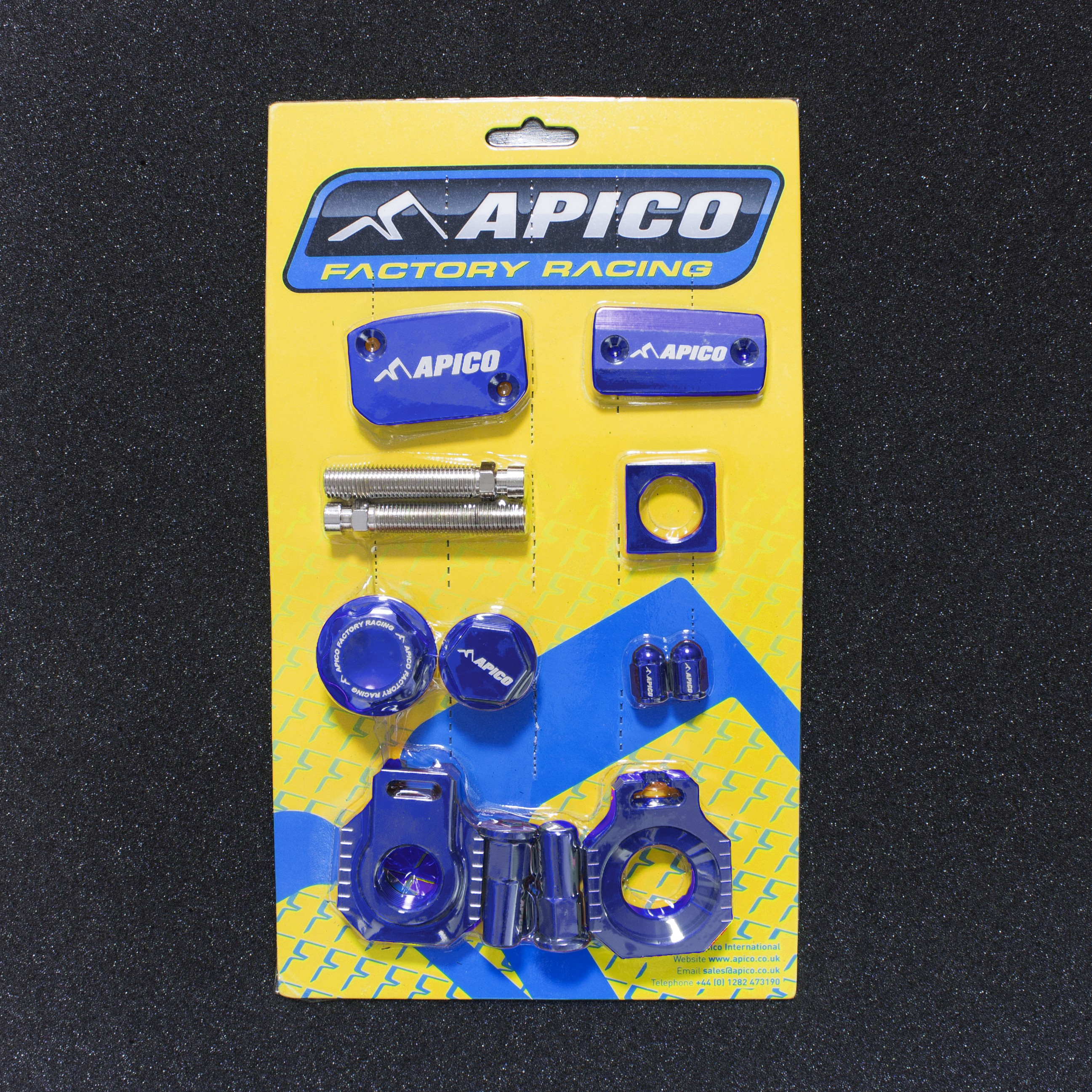 Apico Factory Racing Bling Pack KTM/Husqvarna