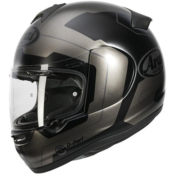 Arai Axces-3 Helmet Line Black Full Face Motorcycle Helmet
