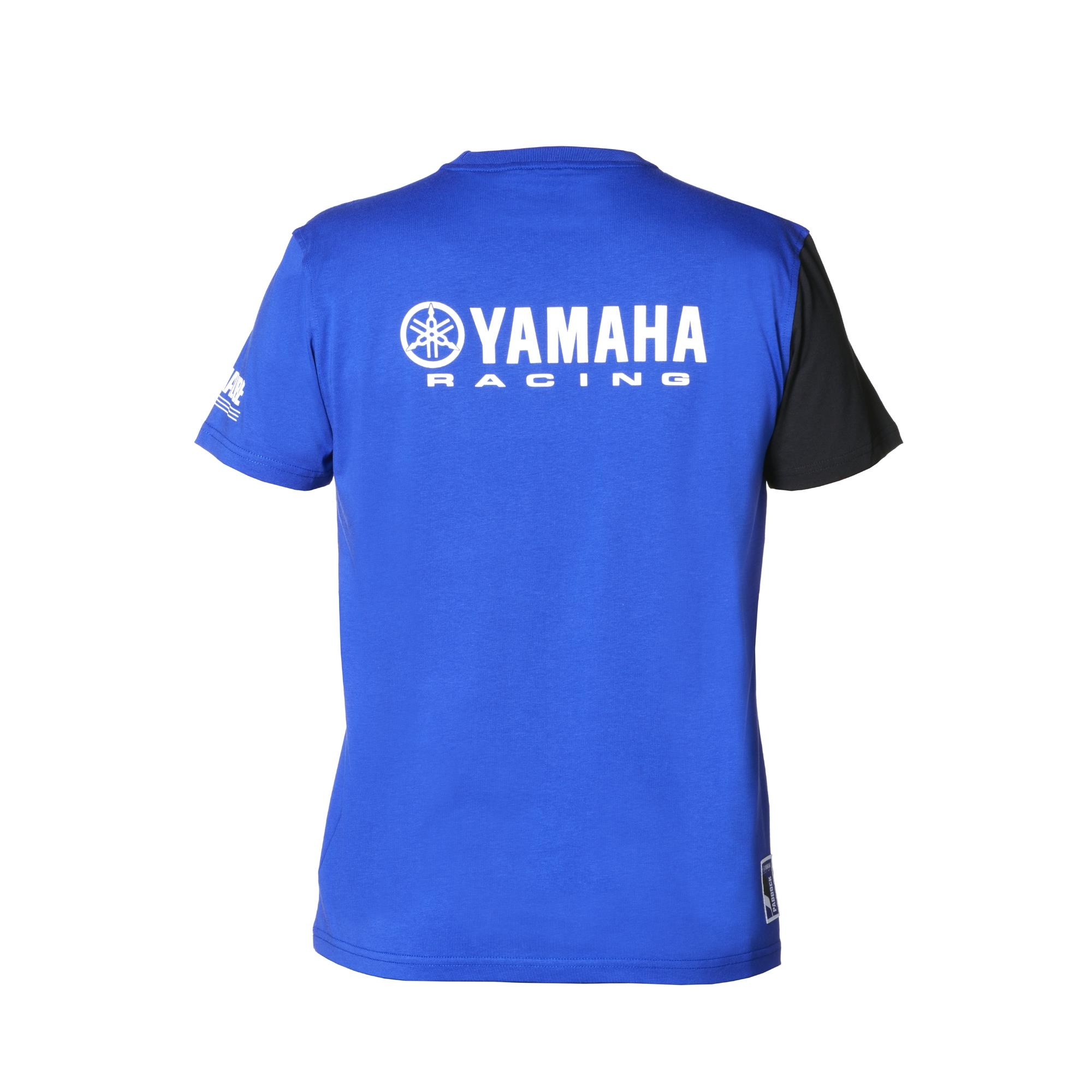 Yamaha Paddock Blue T Shirt