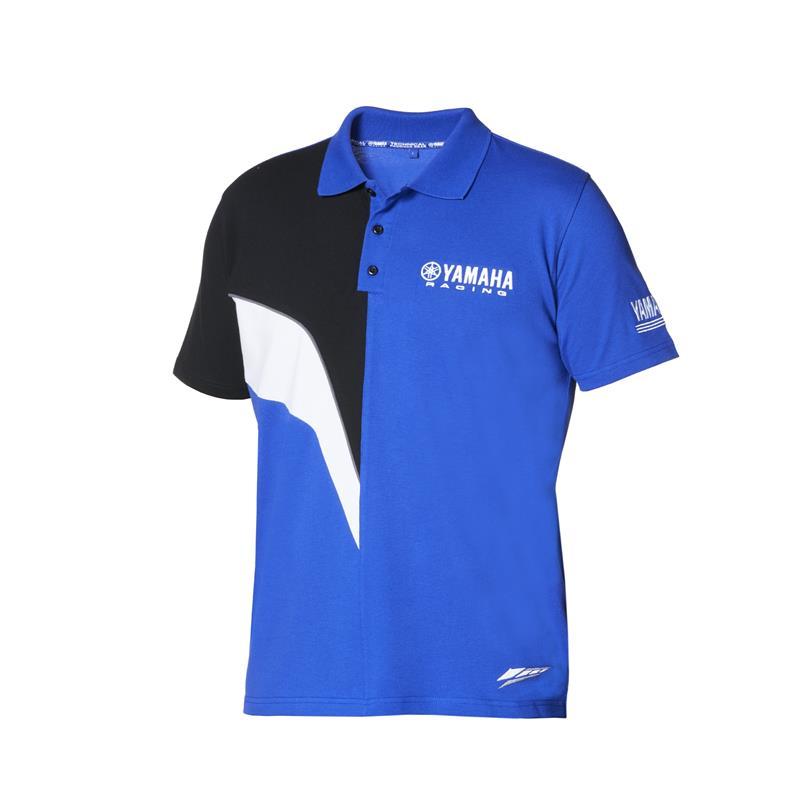 Yamaha Paddock Blue Polo Shirt