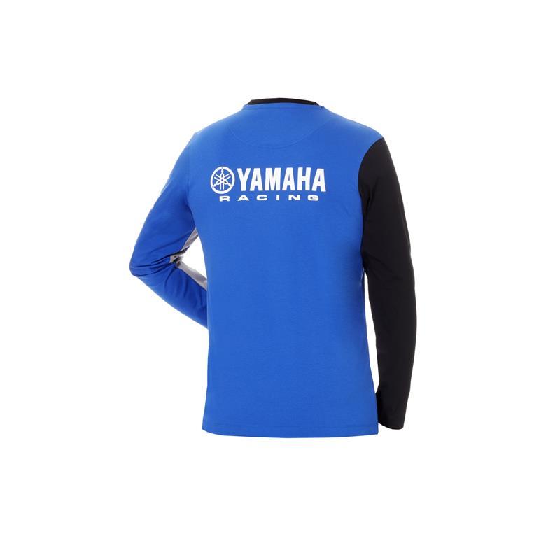 Yamaha Paddock Long Sleeve T Shirt