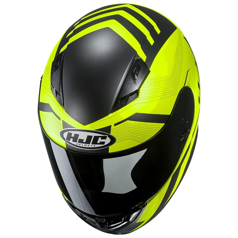 HJC CS-15 Faren Full Face Helmet - Fluo