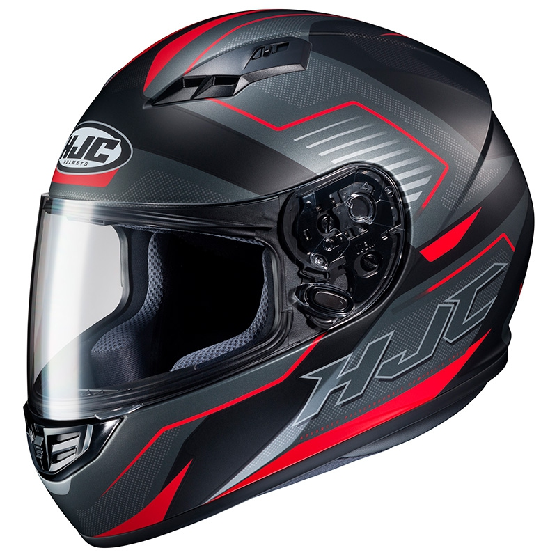 HJC CS-15 Trion Full Face Helmet - Red