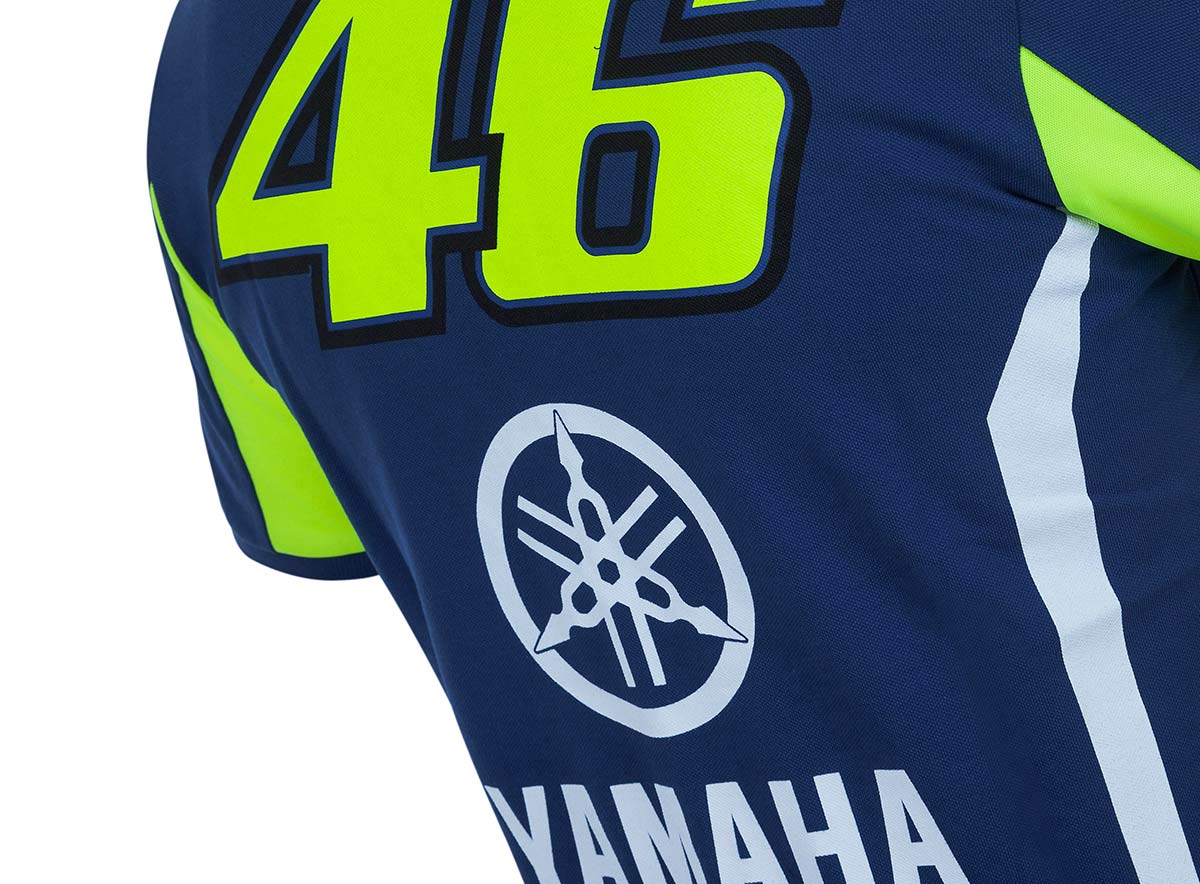 Yamaha Valentino Rossi VR46 Polo