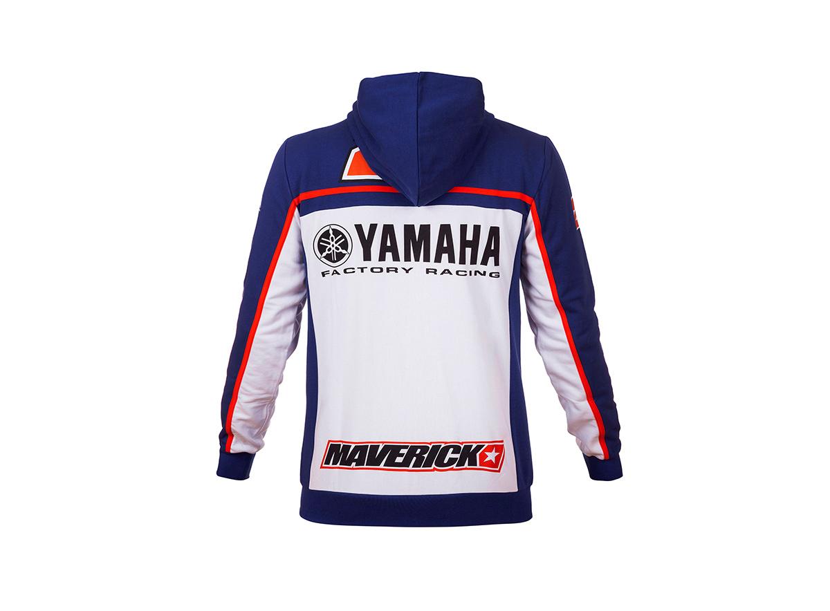 Yamaha Maverick Vinales MV25 Hoody