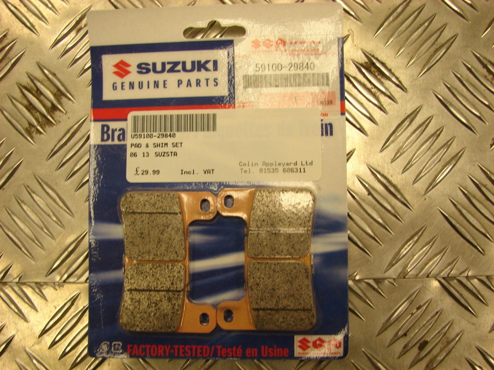 Suzuki Front Brake Pad Set GSX-R 750 L1 L2 2011-2012 59100-14830