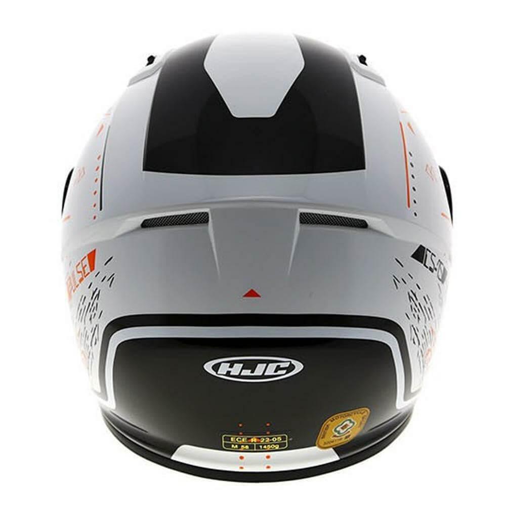 HJC CS-15 Safa Full Face Helmet - Orange