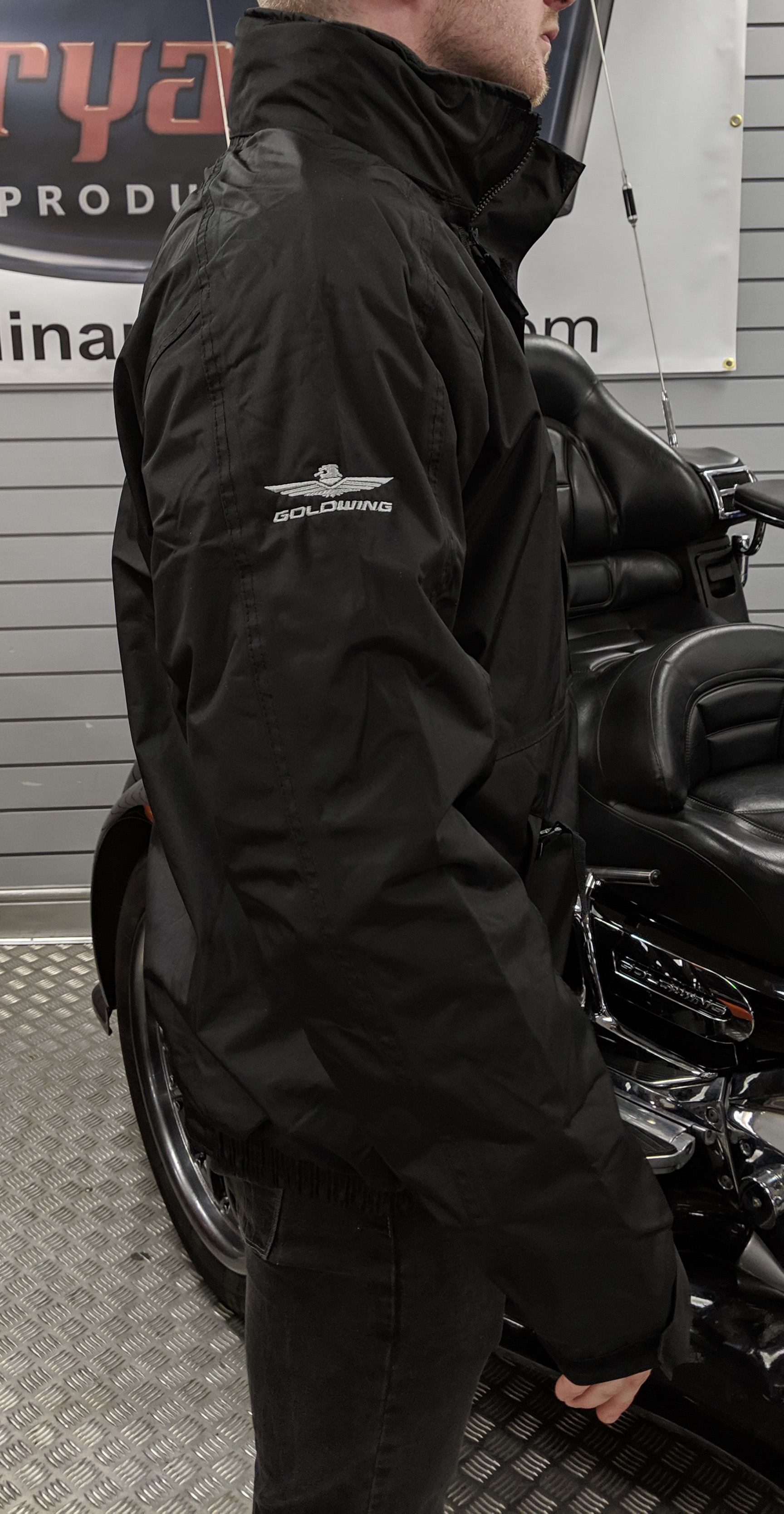 Honda Gold Wing Dover Jackets