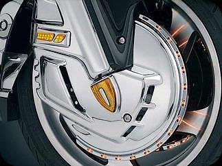 Kuryakyn Goldwing GL1800 Aero Marker Lights