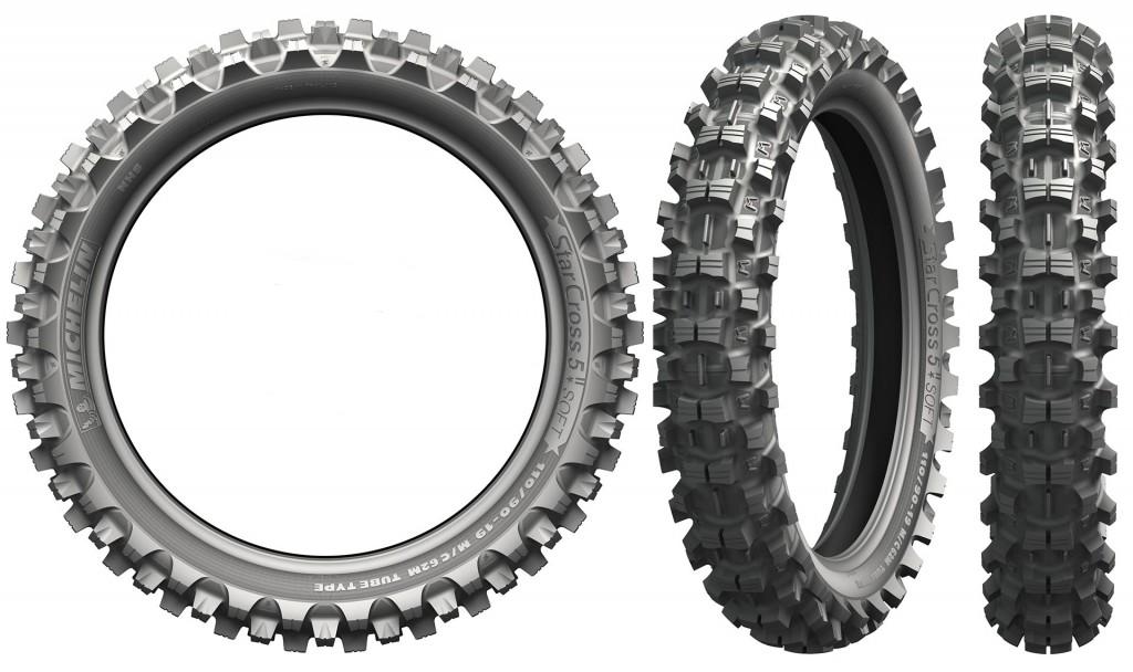 Michelin Starcross Soft 120 90 18