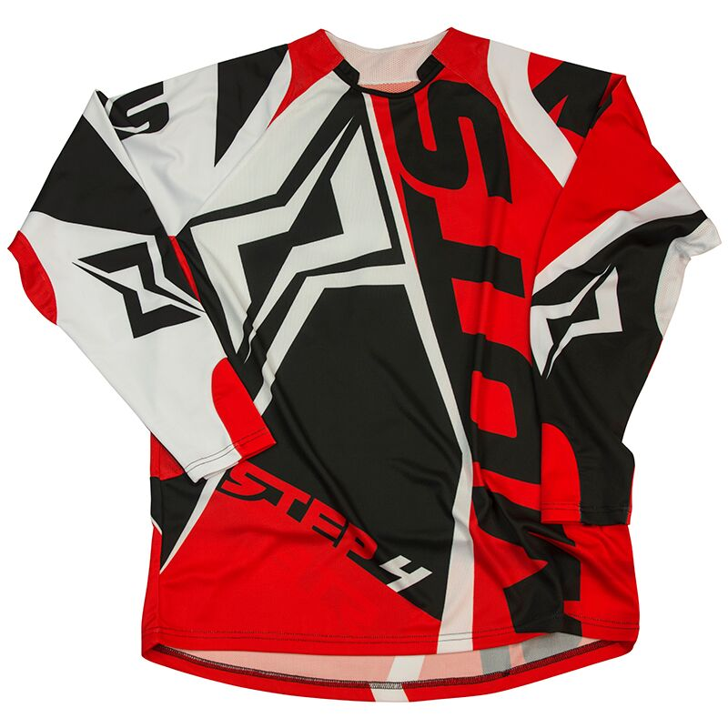 MOTS Step 4 Trials Jersey