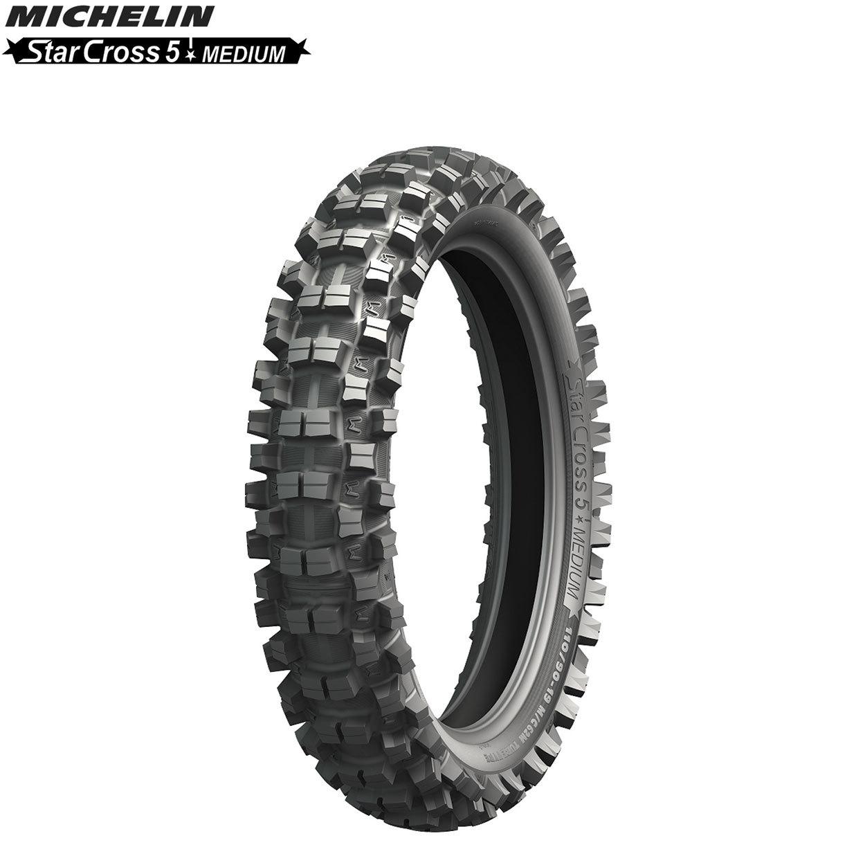 Michelin Starcross V Medium 110 90 19
