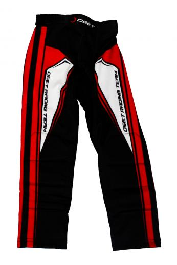 Oset Elite Pants Kids Trials Clothing Red