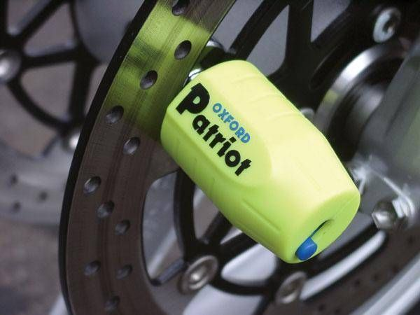 Oxford Products Patriot Disc Lock