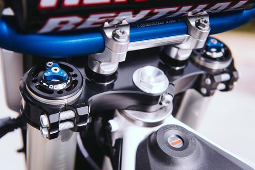 Husqvarna Factory Adjuster Wheel Set