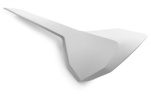 Genuine Husqvarna Air Filter Cover White Left