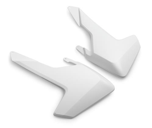 Genuine Husqvarna Spoiler Set White