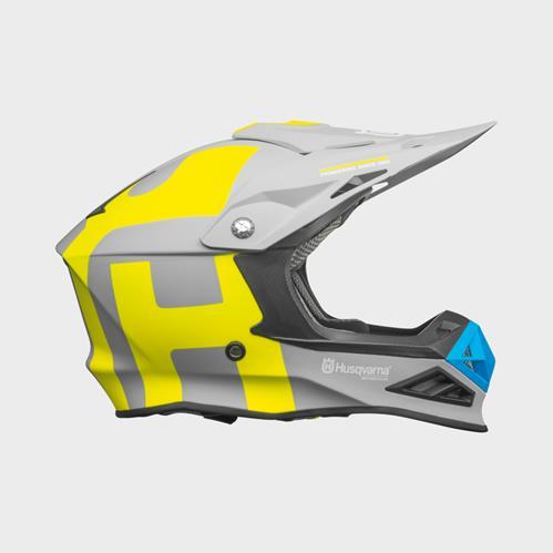 Husqvarna Kids Railed Helmet