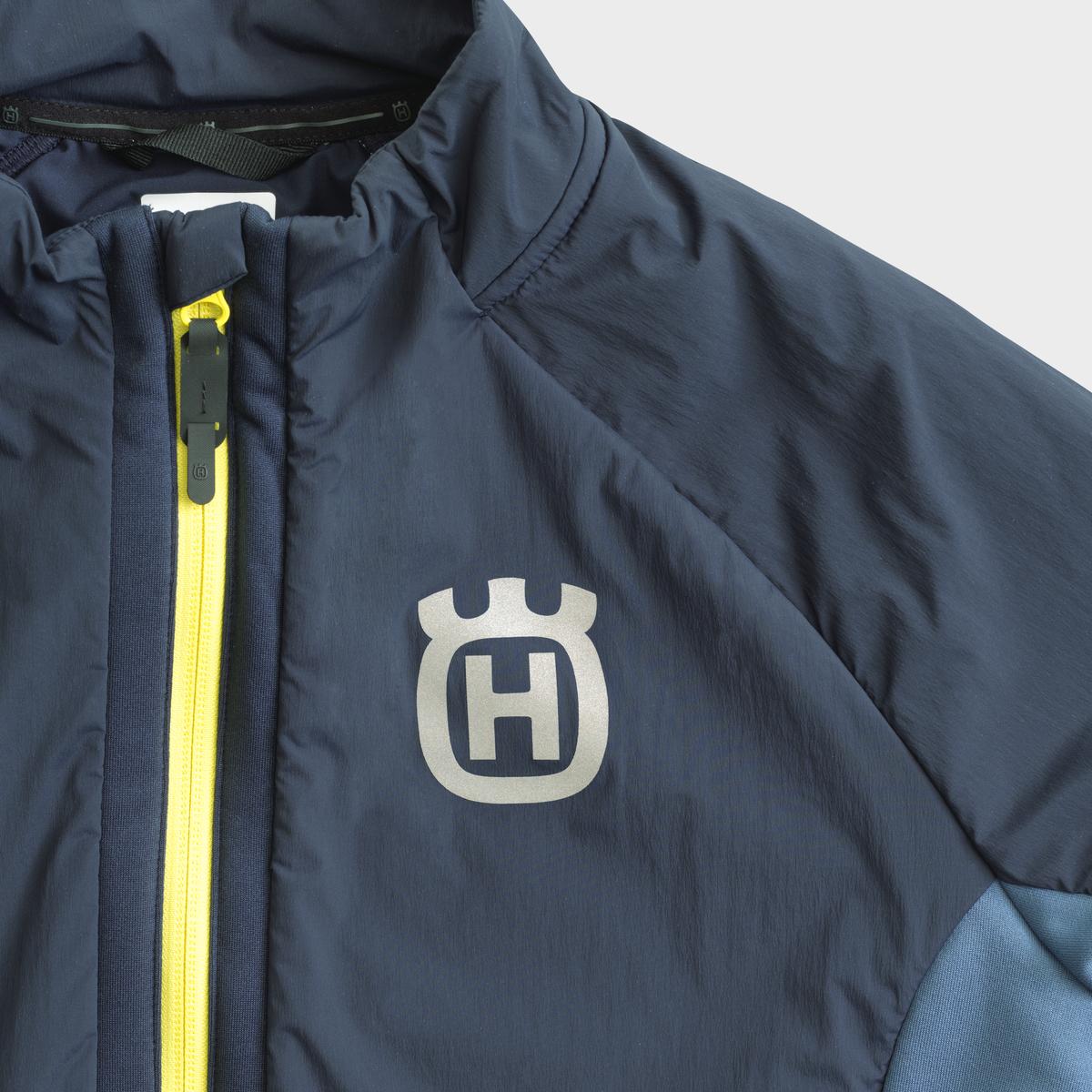 Husqvarna Mens Remote Hybrid Fleece