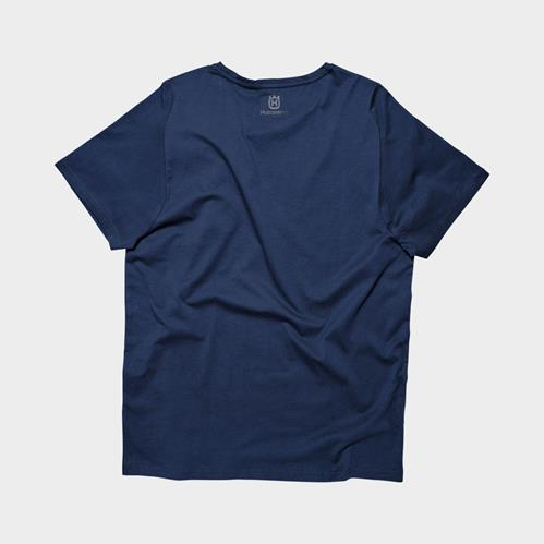 Husqvarna Inventor T-Shirt White/Blue