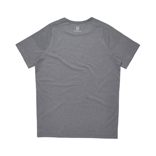 Husqvarna Progress Tee Grey