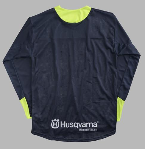 Husqvarna Gotland Shirt Blue