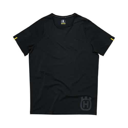 Husqvarna Progress T-Shirt Black