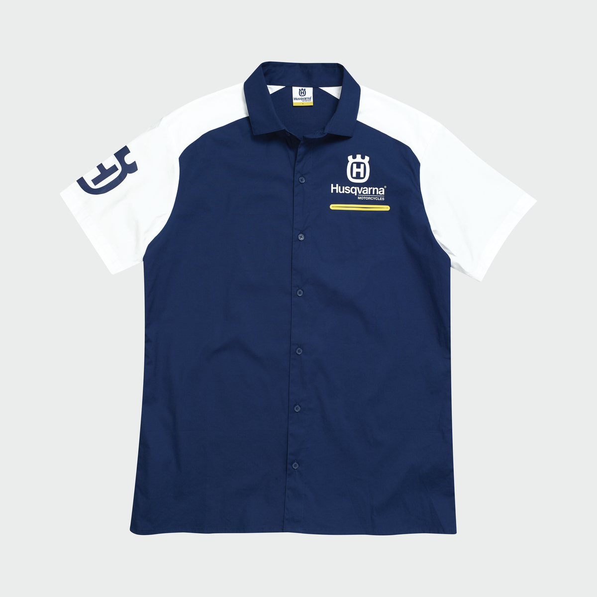 Husqvarna Mens Replica Team Shirt
