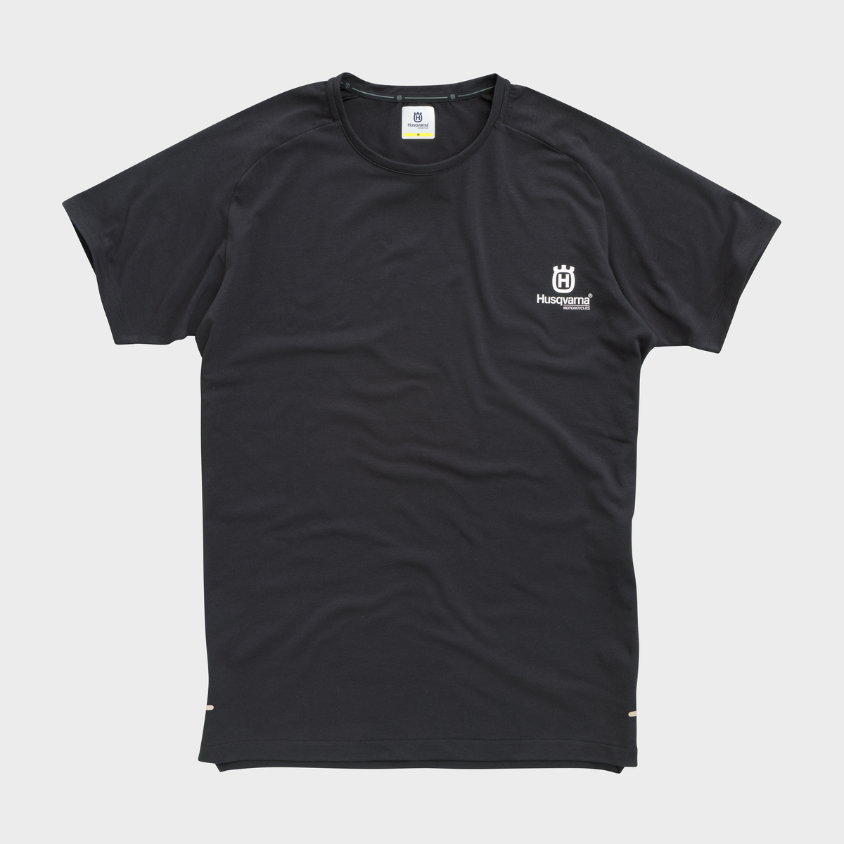 Husqvarna Mens Origin Tee T-Shirt (Black)