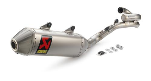 Husqvarna Akrapovic Evolution Line Exhaust FC 250 2016-2018